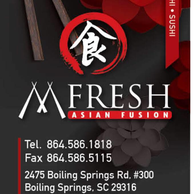 M Fresh Asian Fusion